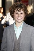 LOS ANGELES - JUN 15: Nolan Gould at the premiere of Warner Bros. Pictures' 'Green Lantern' held at