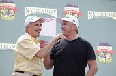 Aisner Interviews Lemond At Stillwater Criterium