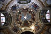 Dome of the The Church Stella Maris
