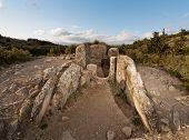 Dolmen Of Mina De Farangortea