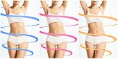Health, sport, fitness, nutrition, weight loss, diet, cellulite removal, liposuction, healthy life-s poster