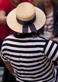 Gondolier In A Hat