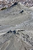 Muddy Volcanoes, Romania Buzau