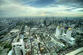 Urban Bangkok Town