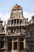 Maison Du Cornet Or De Hoorn In Brussels