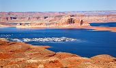 Wahweap Marina Wahweap Bay Lake Powell Glen Canyon Arizona de área de recreación