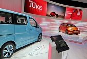 Nissan Juke And E-nv200 Concept