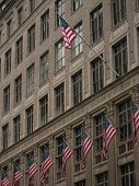Flags On Fifth Ave