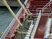 Tanker Manifold