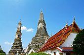 View of Wat Arun.