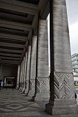 Square Pillar Columns