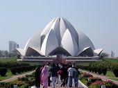 Bahai Temple, New Delhi