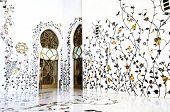Mezquita Sheikh Zayed, Abu Dhabi,