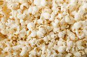 Puffs Of Good Buttered Popcorn