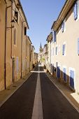 Street in Provence, France