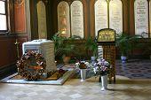 The Tomb Of Nicholas II