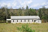 An old church in rural Arusha regionTanzania
