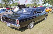 1966 Ford Fairlane Side View