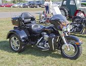2004 Harley Davidson Tryke Side View