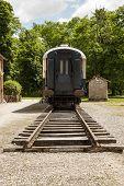 Pullman, Rail Wagon, France.