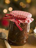 Jar Of Mincemeat
