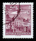 Steyr  Town Hall , Austria