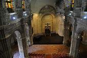 Church Interior In Old Havana
