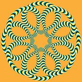 Wriggle Mania   (motion illusion)