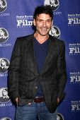 SANTA BARBARA - JAN 24:  Frank Grillo arrives at the Santa Barbara International Film Festival