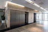 Corridor And Lift