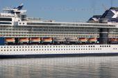 Cruiseship Detail