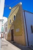 Church of Purgatory. Noci. Puglia. Southern Italy.