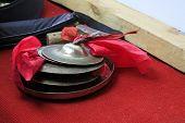 Folk Musical Instruments -- Cymbals