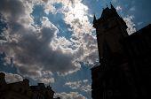 Town Hall Of Prague
