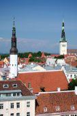 pic of olaf  - Rooftops in Tallinn - JPG