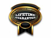 Medal - Lifetime Guarantee