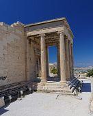 erechtheion temple Athens Greece