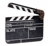 Clapperboard Slate