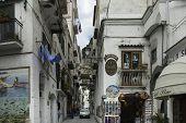 backyard lifestyle in Amalfi coast