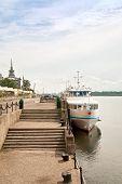 Yenisei River Embankment