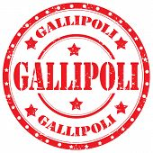 Gallipoli-stamp