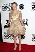 LOS ANGELES - JAN 8: Greer Grammer at The People's Choice Awards at the Nokia Theater L.A. Live on J