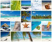 Caribbean Collage , Dominican Republic