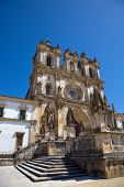 The monastery of Alcobaca in Portugal