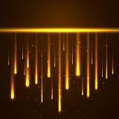 Bright abstract lights background.