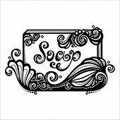 Vintage Ornate Bar of Soap