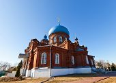 Intercession Of Theotokos Church (1902). Igumnovo, Russia