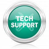 technical support internet icon