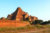 Dahmmayan Gyi Phaya. Bagan. Myanmar.