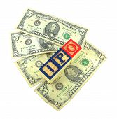 IPO Blocks on US Dollars